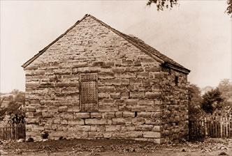 Church History Tour Ginger Ewell